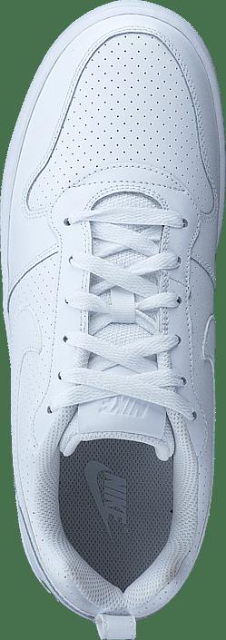 the best attitude b3d8a 25521 Nike - Court Borough Low White White