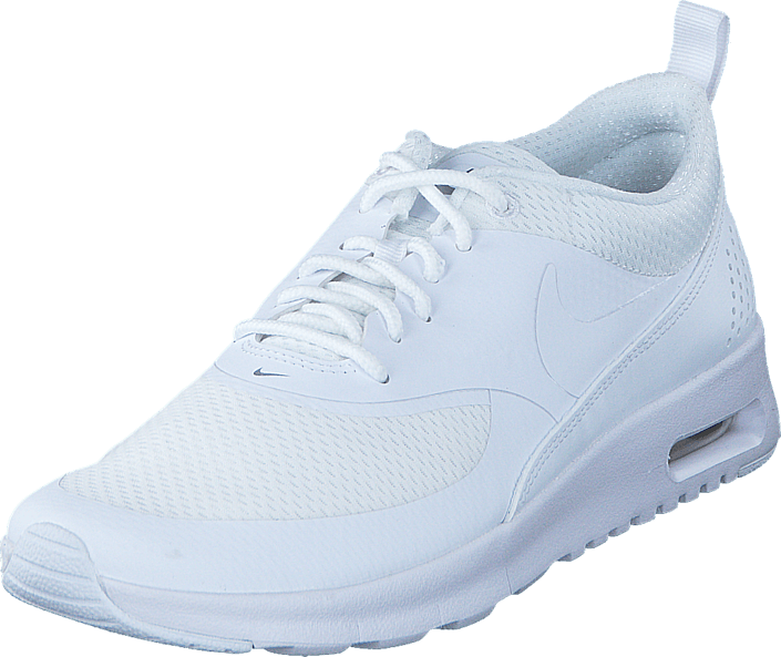 Air Max Thea (Gs) WhiteWhite Metallic Silver
