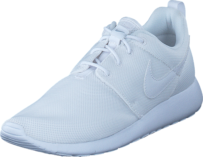 9ee10de8dfb Roshe One (Gs) White/White-Wolf Grey