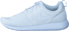 Roshe One (Gs) White/White-Wolf Grey