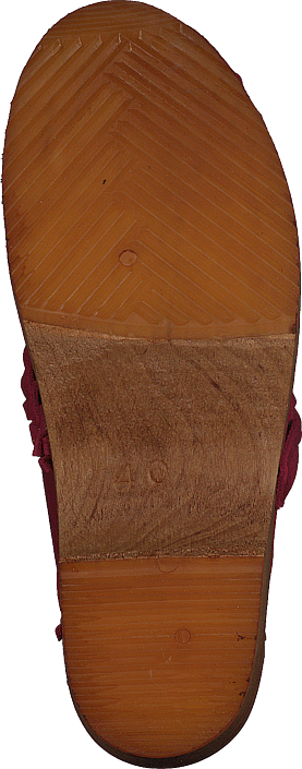 Mohedatoffeln - Emmy Nubuck Red