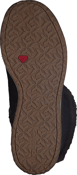 Salomon - Hime High Absolute Brown-X/Br/Gy