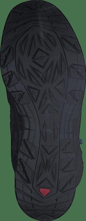 Salomon - Tikal II Cswp Asphalt/Asphalt/Bl