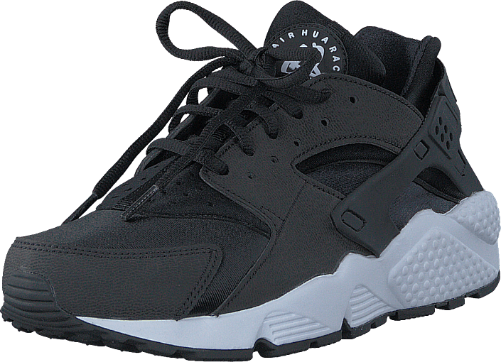 Wmns Air Huarache Run BlackBlack White