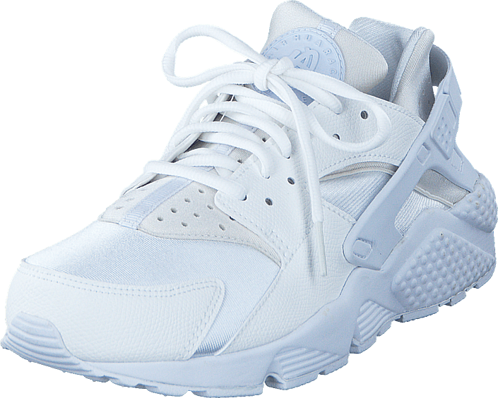 brand new official store exclusive shoes Wmns Air Huarache Run White/White