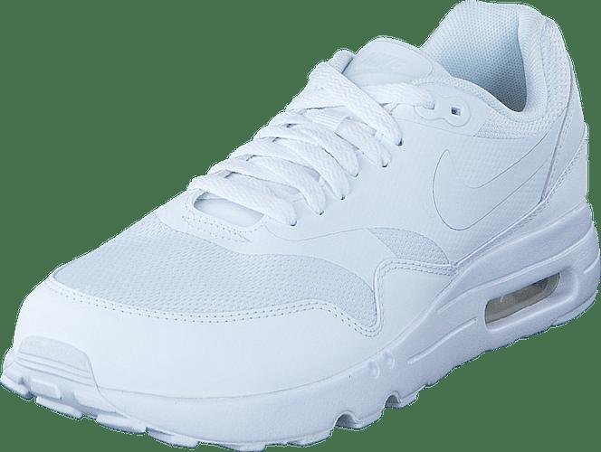 Air Max 1 Ultra 2.0 Essential White/White-Pure Platinum | Shoes ...