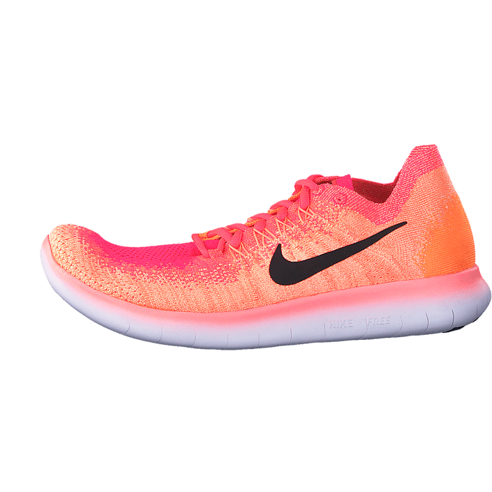 on sale a0c46 5d0d0 Buy Nike Wmns Free Rn Flyknit 2 Bright Mango Black-Racer Pink red Shoes  Online   FOOTWAY.co.uk