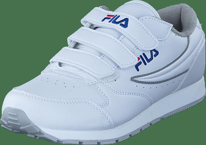Fila - Orbit velcro low White