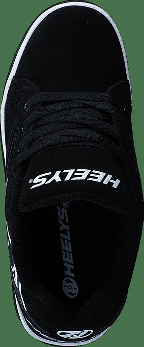 on sale 5a08b 1e554 Heelys - Propel 2.0 Black White