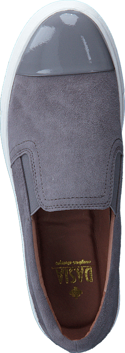 Dasia - Daylily Toecap Mid Grey