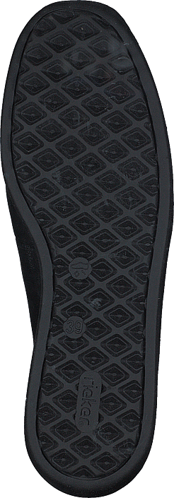 Black Rieker Online 44272 Sorte Sko 00 00 Kjøp Flats RvBwOqa7