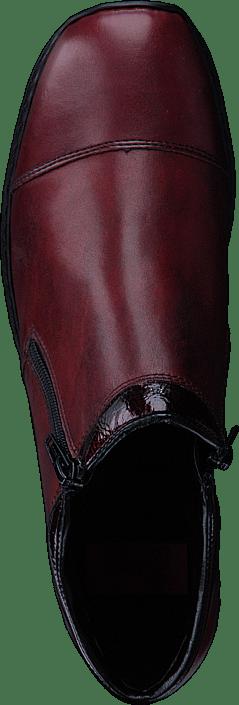 Rieker - 58374-35 35 Burgundy