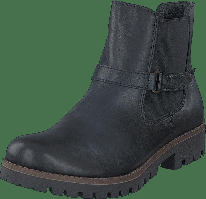 Rieker - 78562-00 00 Black