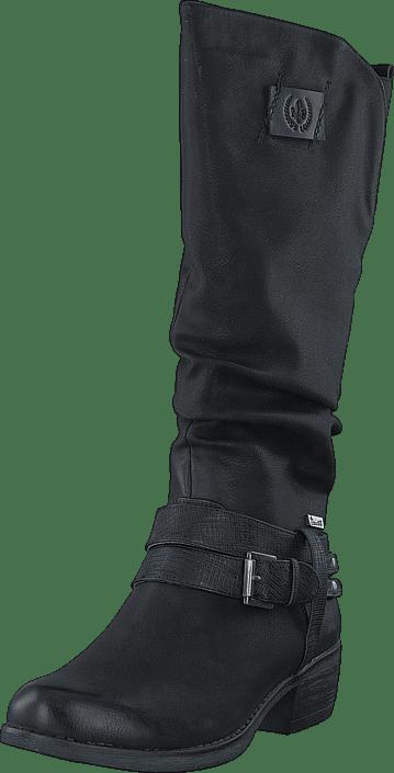 Rieker - 93158-00 00 Black