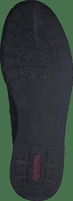 Rieker - 94680-00 00 Black