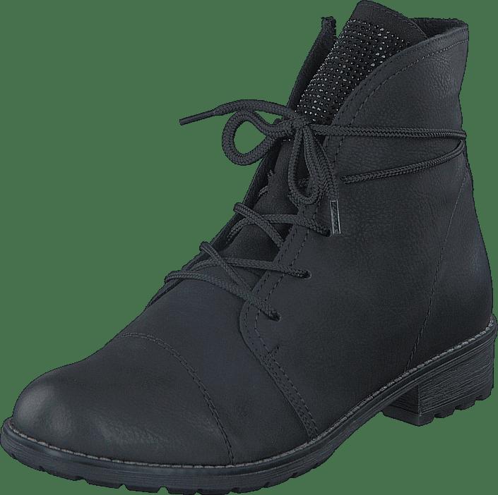 Rieker - K3459-01 01 Black