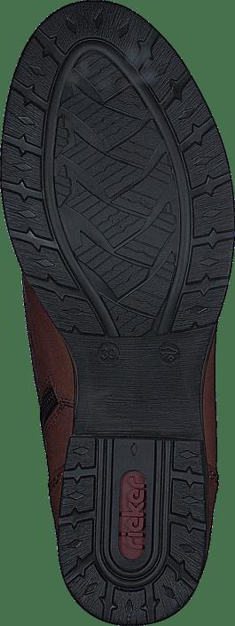 Muskat 24 Sko Boots Kjøp Brune Z9510 24 Rieker Online qwzzIxR
