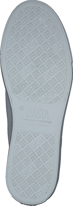 Dasia - Daylily White Lace Up