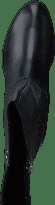 Verdana Sko Sorte Online Caprice Kjøp Black Highboots Nappa 5nFqW1