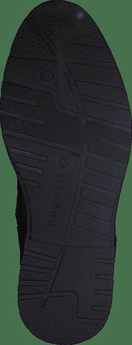 Kjøp Bugatti 634532 Dark Brown Sko Online