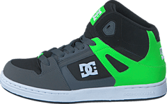 DC Shoes - Rebound SE Green Black White 3bad8fc05a