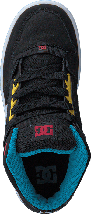 DC Shoes - Rebound Black/Multi