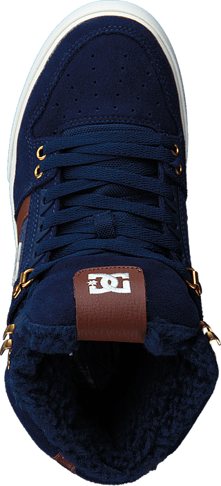 DC Shoes - Spartan High WC WNT Navy