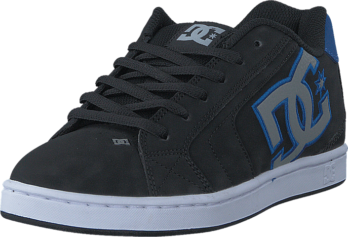 DC Shoes - DC Net Shoe Black/Armor/Royal