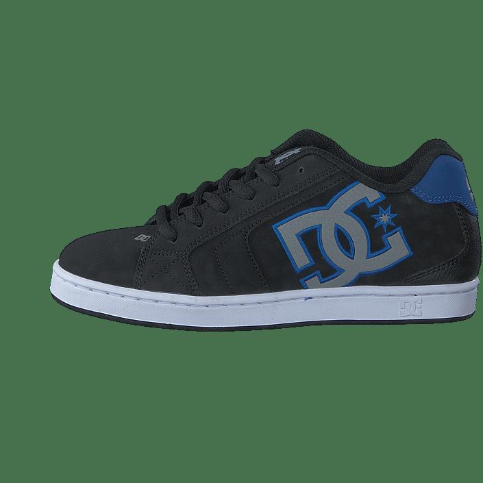 Kjøp DC Shoes DC Net Shoe BlackArmorRoyal sko Online