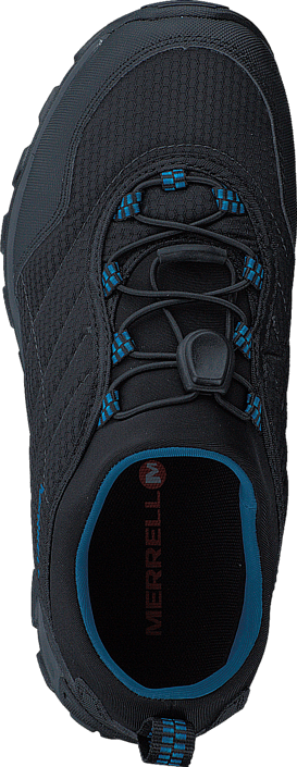 Merrell - Ice Cap 4 Stretch  Moc Black/Mykonos Blue