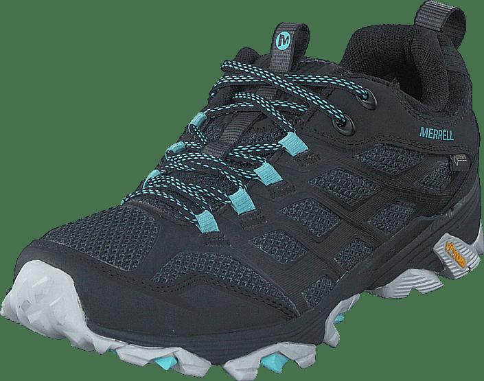 Merrell Grå Fst Black Moab Teal Gtx Online Kjøp Sneakers Sko dHB6qd
