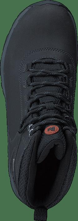 Kjøp Merrell Vego Mid Leather Wtpf Black Sko Online