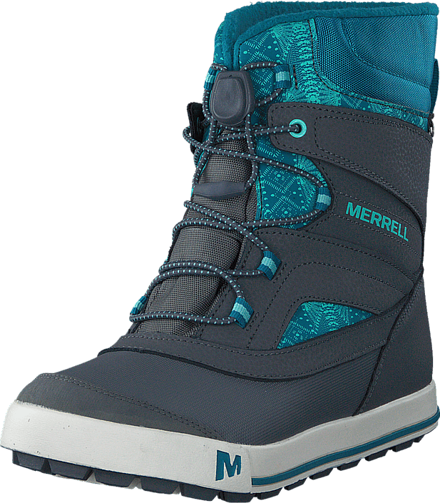Merrell - Snow Bank 2.0 WTPF Grey/Turq