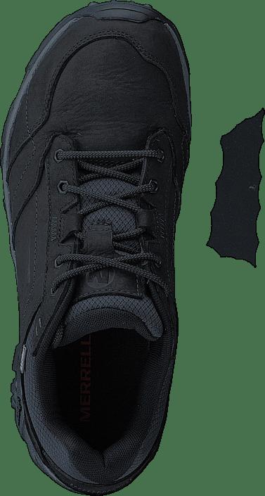 Moab Venture Lace WTPF Black