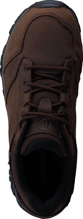 Moab Venture Lace WTPF Dark Earth