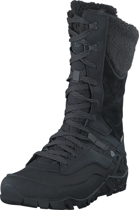 Merrell - Aurora Tall Ice+ WTPF Black