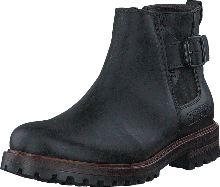 Bullboxer - 632-K6 -6232A Black