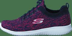 Damen Skechers 13995 Hpor Pink Schuhe 53355 00