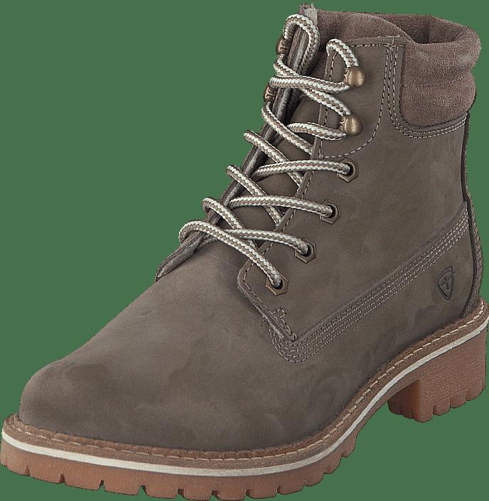 1 Online Taupe 29 25242 Kjøp Sko 369 Brune Boots Tamaris 1 Nubuck AqE1wZO