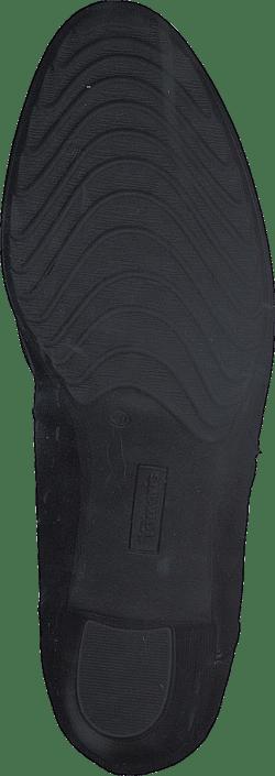 66096b148c8d43 Tamaris 1-1-25380-29 098 Black Comb graue Schuhe Kaufen Online ...