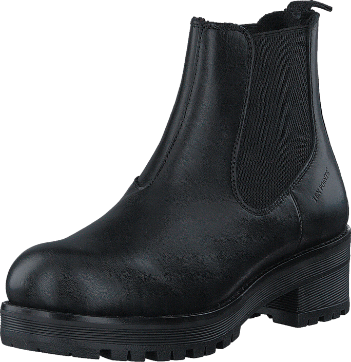 Sko 234001 Highboots Kjøp Online Sorte Points Black Ten Clarisse TqwRctYpF