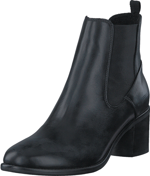 Online Kjøp Black Josette 474002 Ten Points Sko Highboots Sorte qq0C7