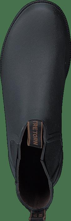 Tretorn - Chelsea Classic Black