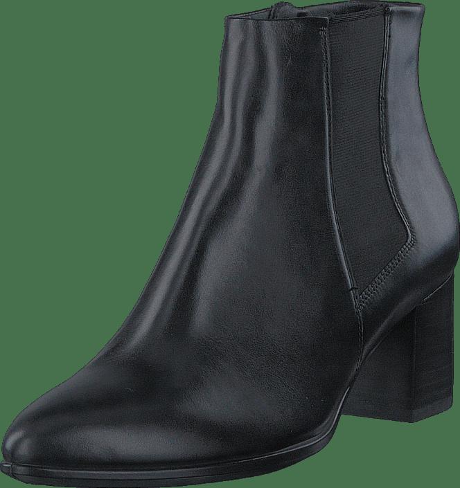 Ecco - 262633 Shape 45 Pointy Block Black