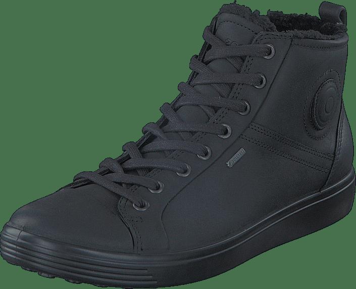 430353 Soft 7 Ladies Black