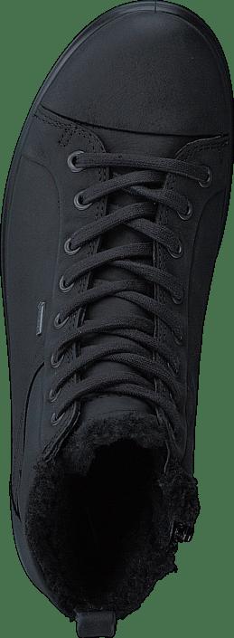 Black Sorte 7 Ladies Soft Sneakers Ecco Online Sko Kjøp 430353 fnZxXw
