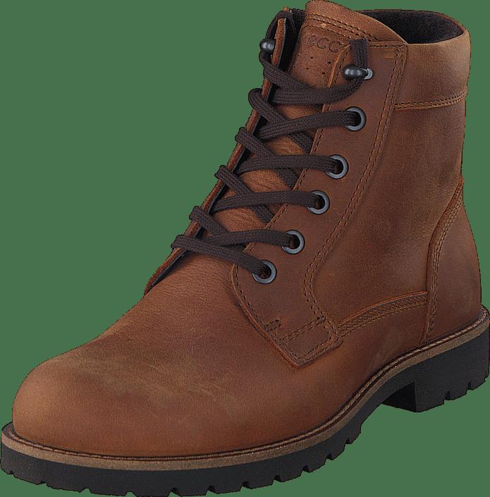 07 Støvler Boots 60006 Brune 511264 Online Ecco Sko Jamestown Amber Køb Og FwBnP7Hqp