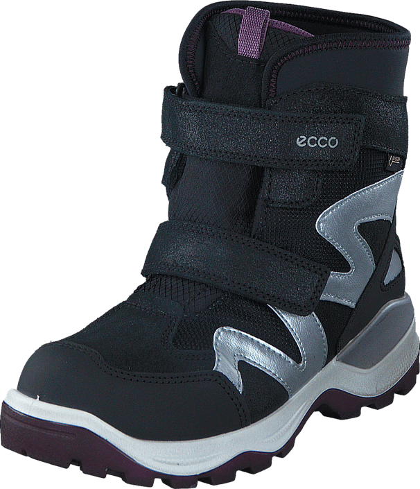 Ecco - 710222 Snow Mountain Black/Titanium