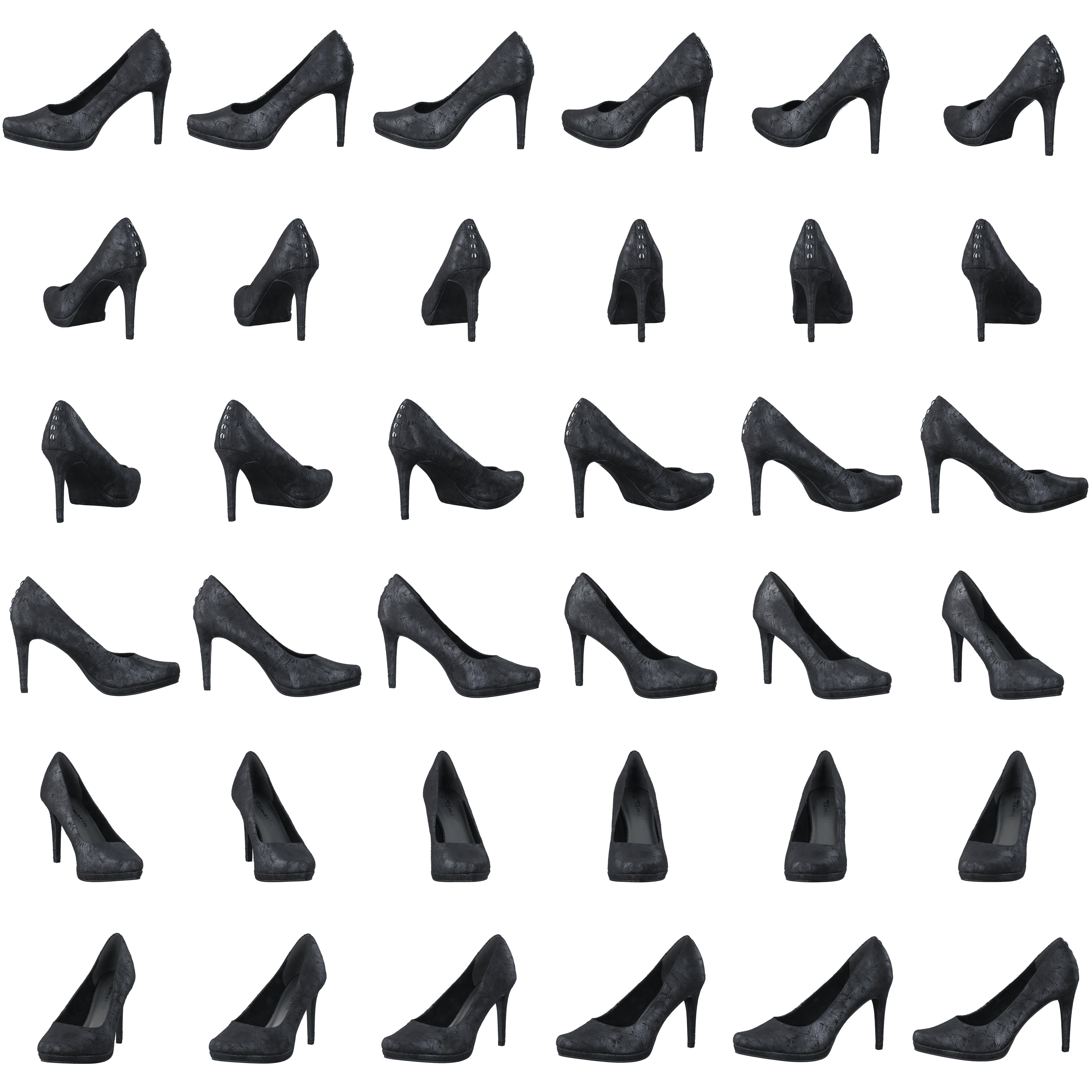 Buy Tamaris 1 1 22446 29 006 Black Shoes Online | FOOTWAY.co.uk