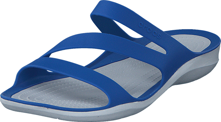 d0648d004dc6 Buy Crocs Swiftwater Sandal W Blue Jean Pearl White blue Shoes ...
